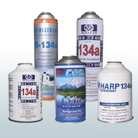 Small can Refrigerant